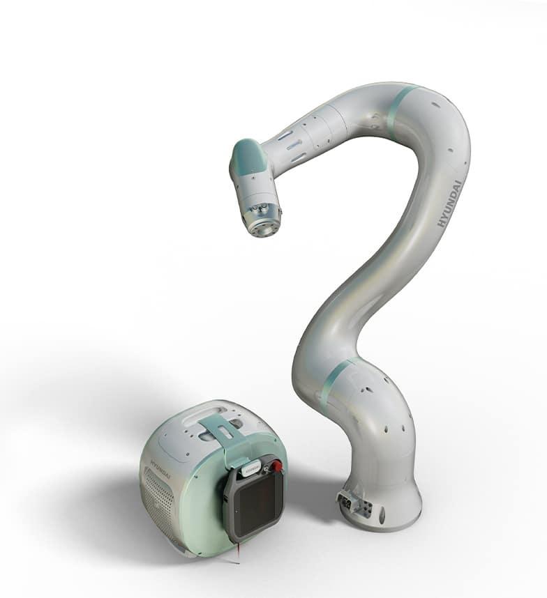 Hyundai Robotics YL012, as adhesive solutions