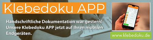KlebeDoku-APP Der einfache Weg, Verklebungen zu dokumentieren!